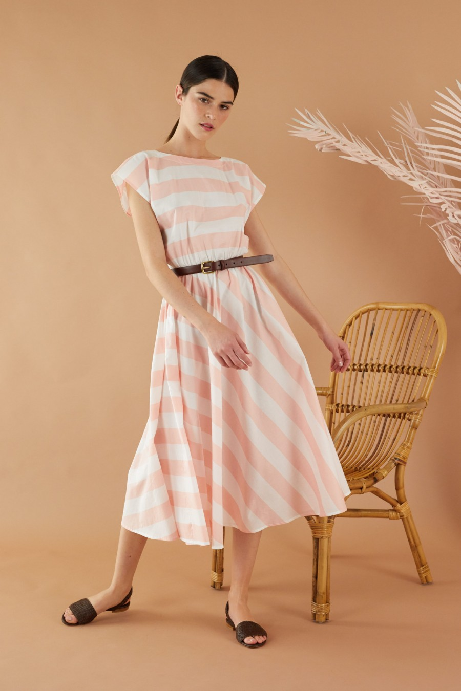 Summer Lazzari dress