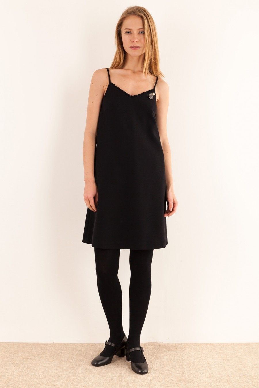 Pettycoat dress black