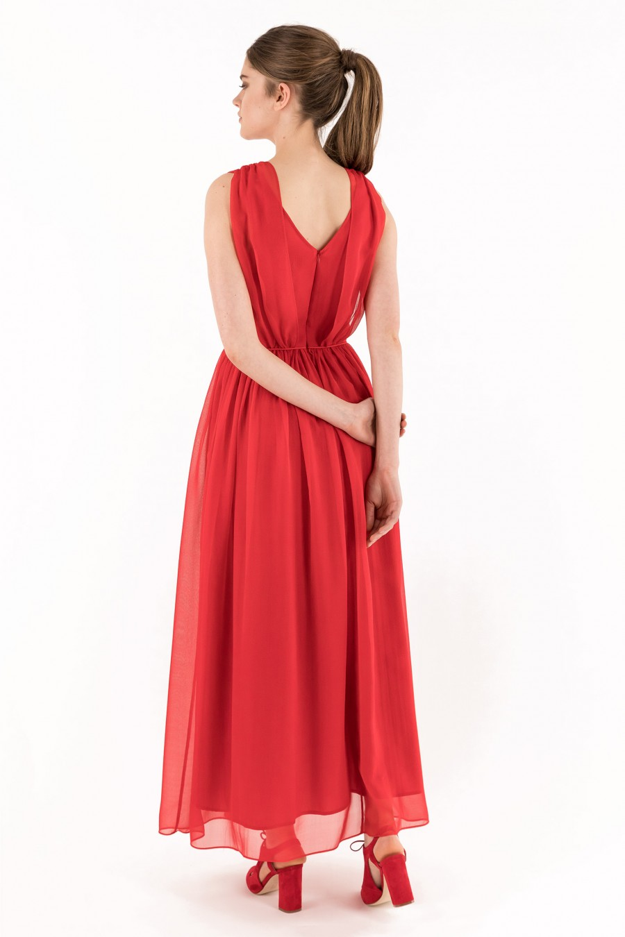 Made in Italy empire dress