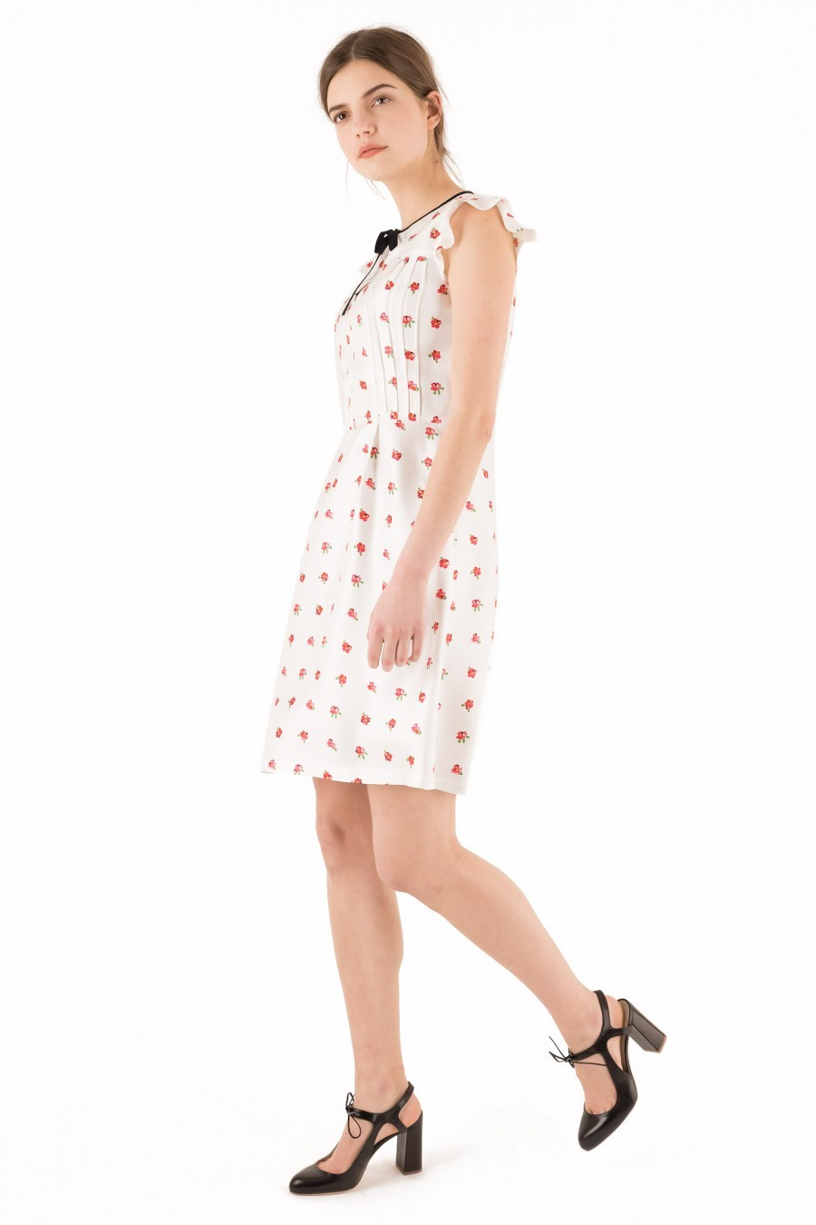 Summer Dress floral print Lazzari