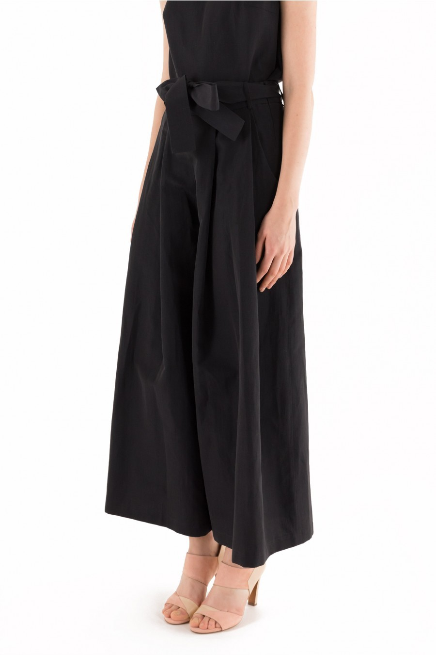 bow spring trousers Lazzari