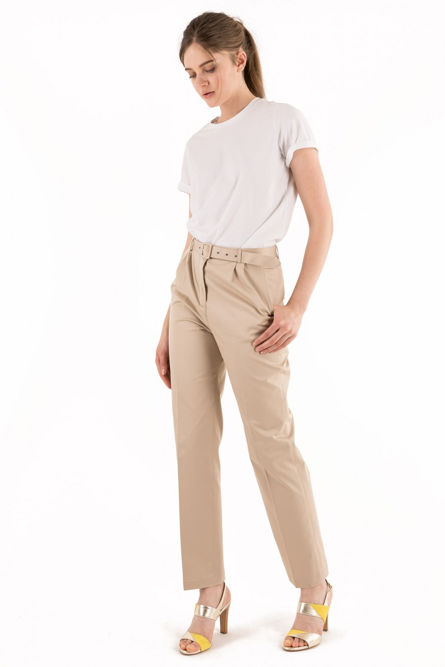 Woman made in Italy trousers