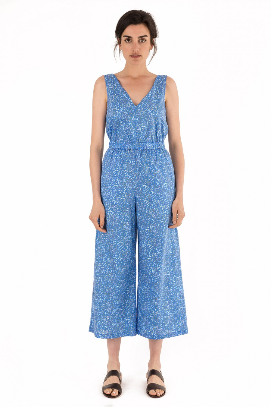 Liberty cotton overalls