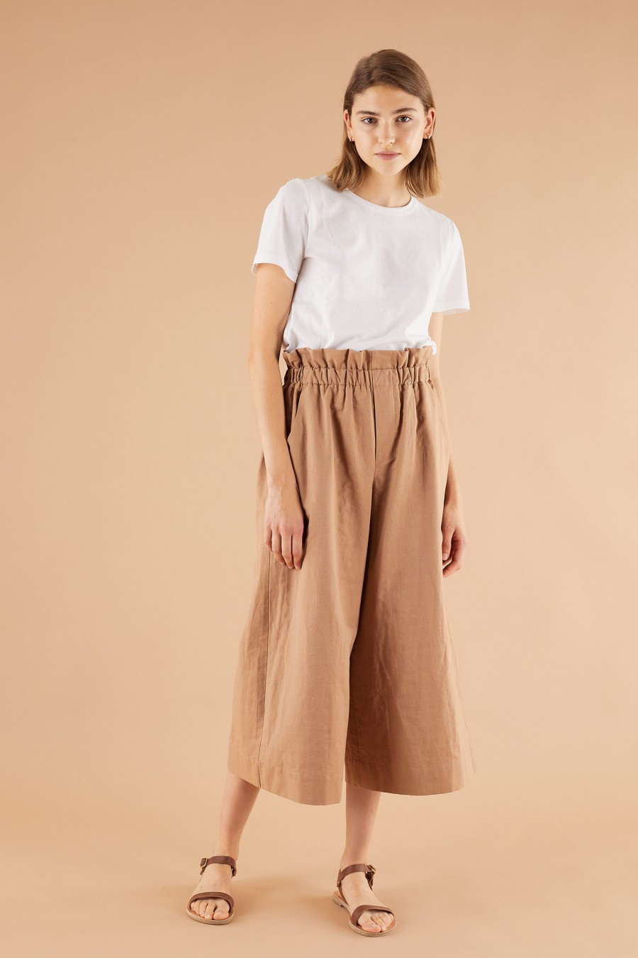wide trousers for summer