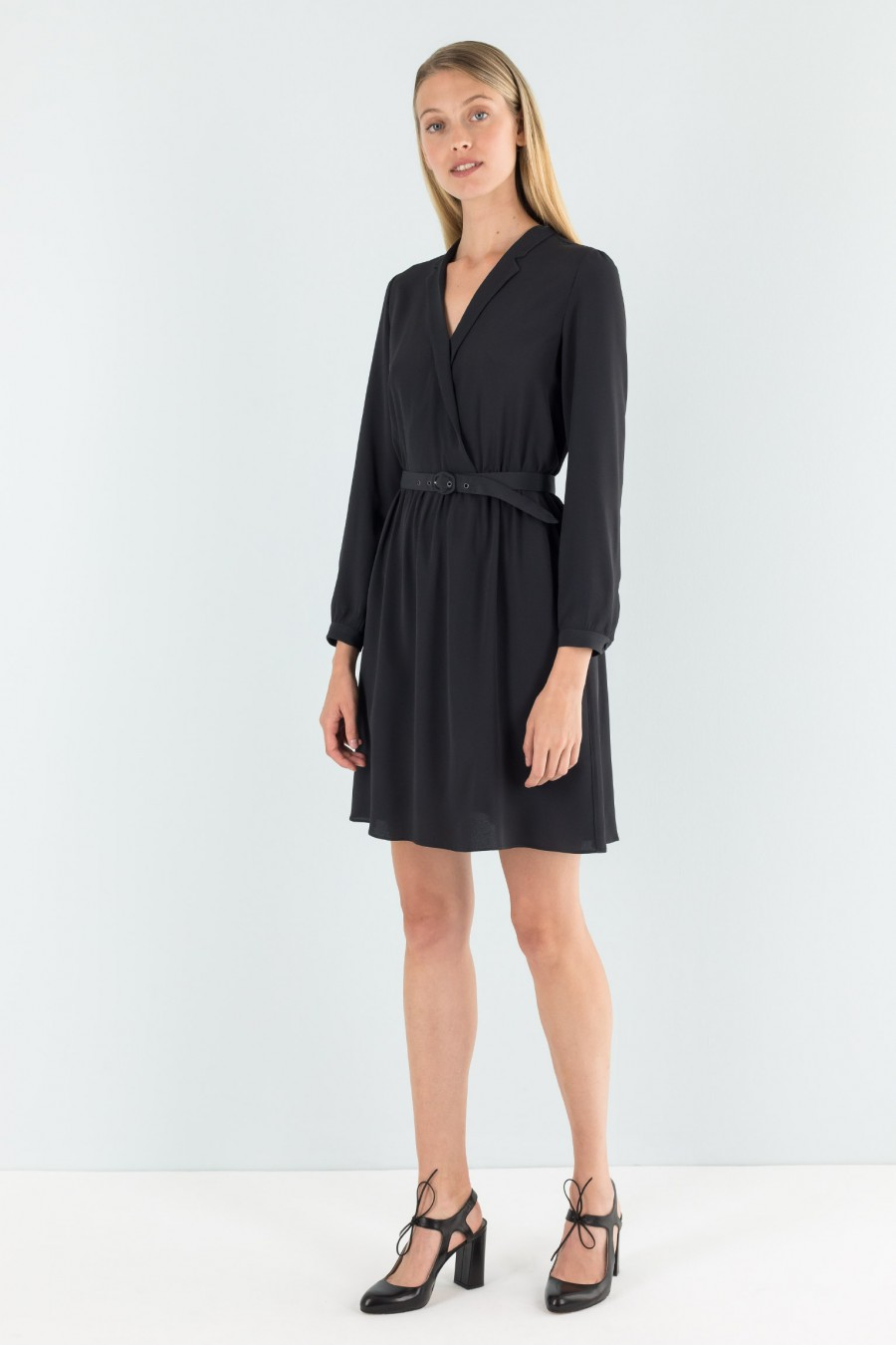 Made in Italy silk dress