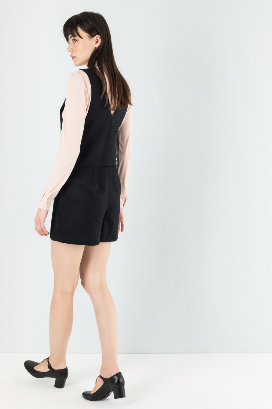 Lazzari black romper