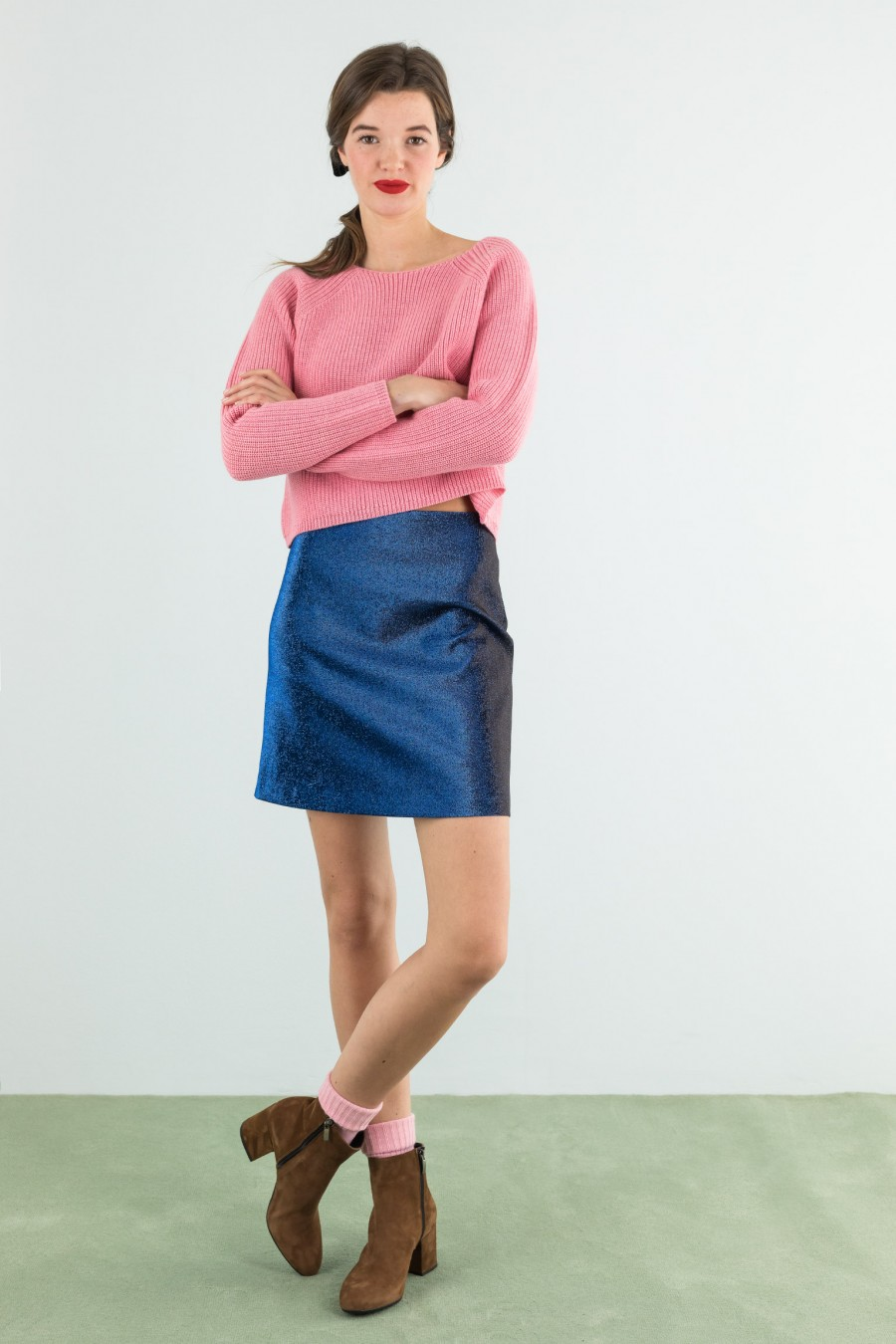 Bluette mini skirt