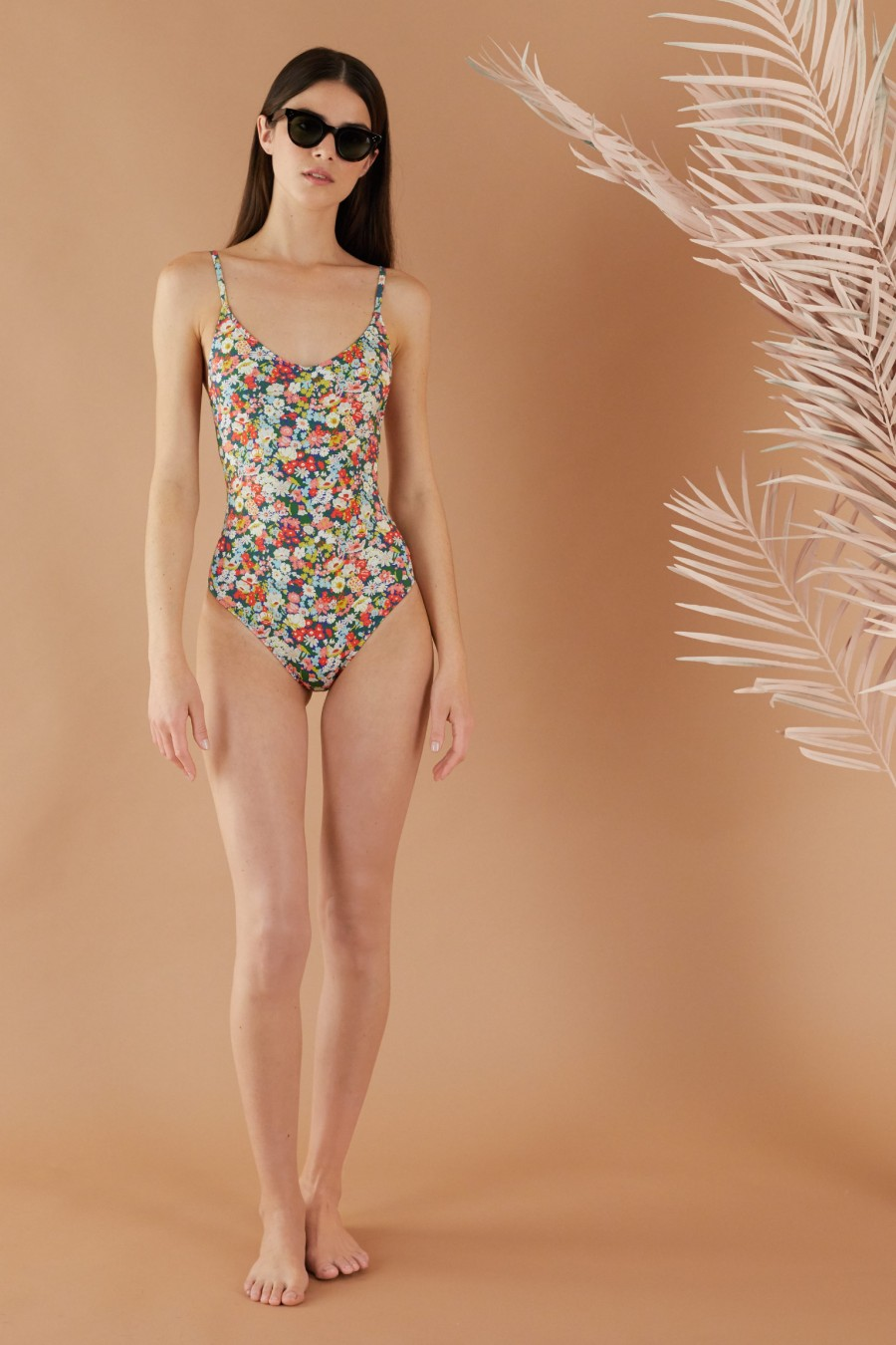 Lazzari one piece swimsuit