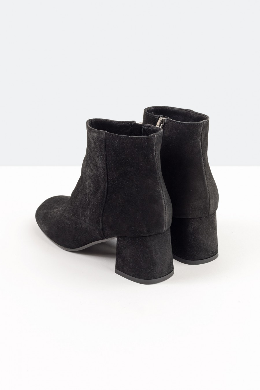 Genuine Italian leather ankle boots