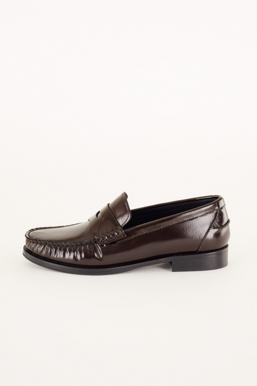 penny loafers made in italy