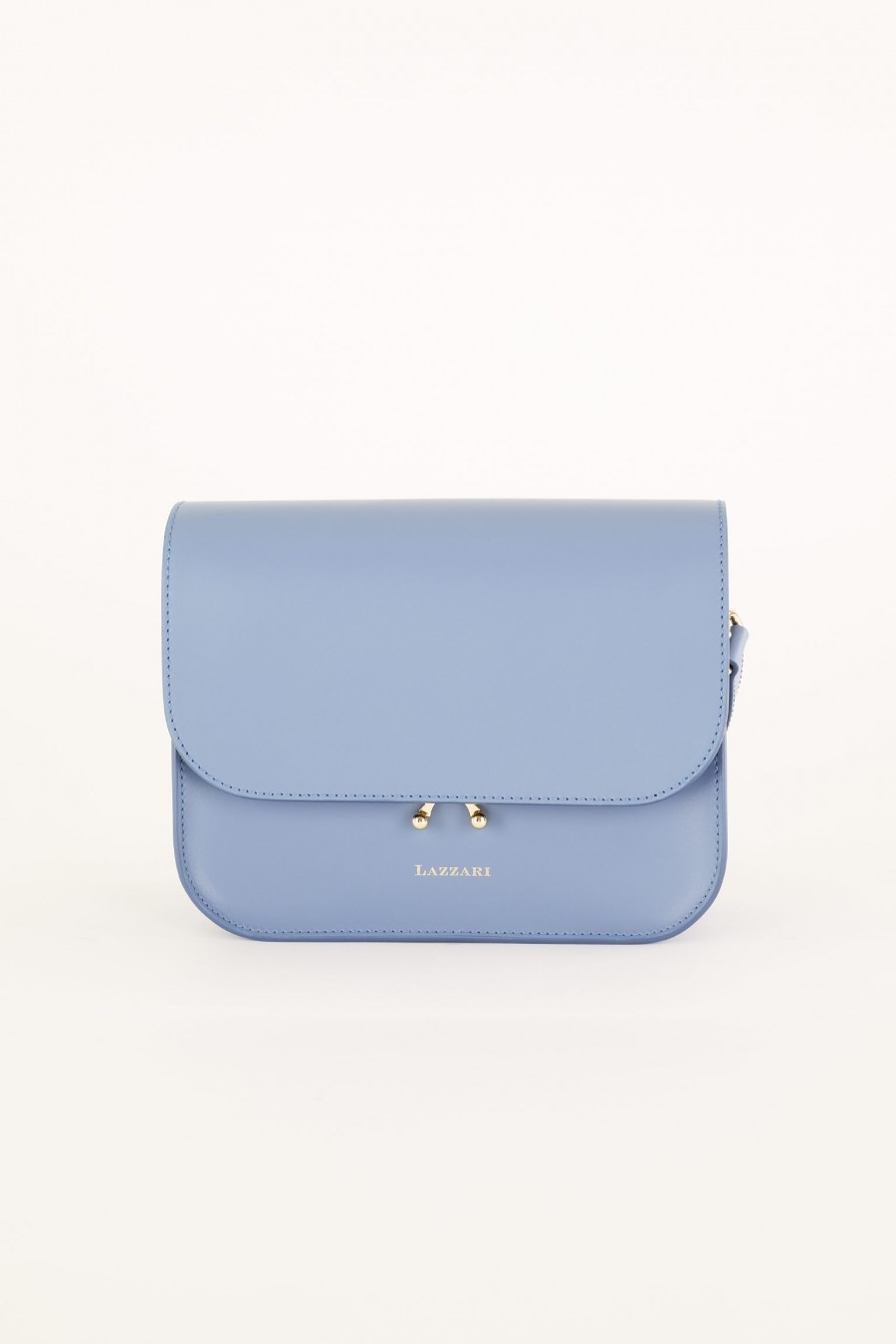 light blue rectangular bag