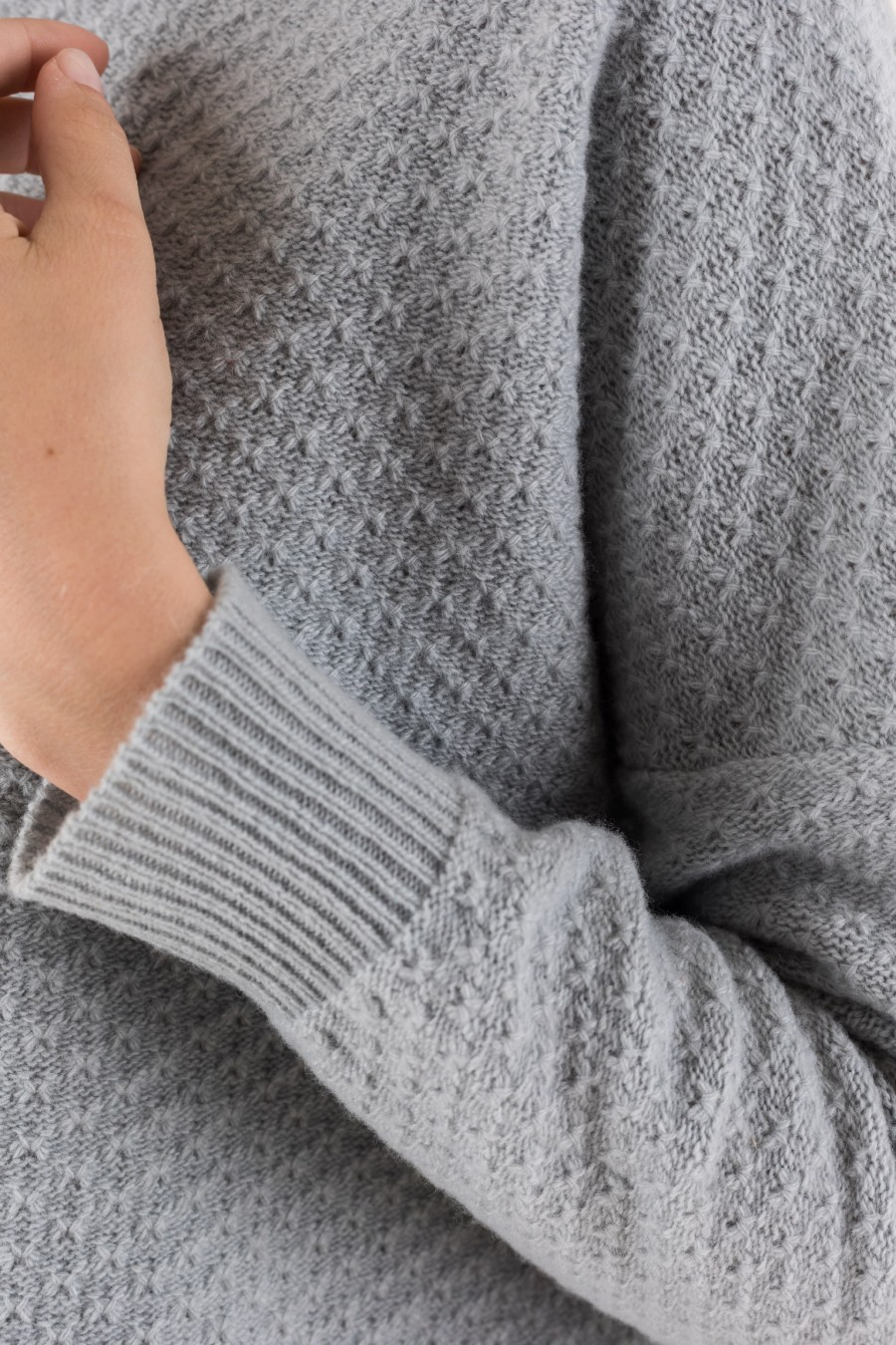 Wool comfy sweater