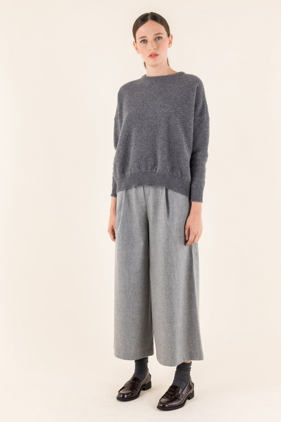 Over-fitting jumper