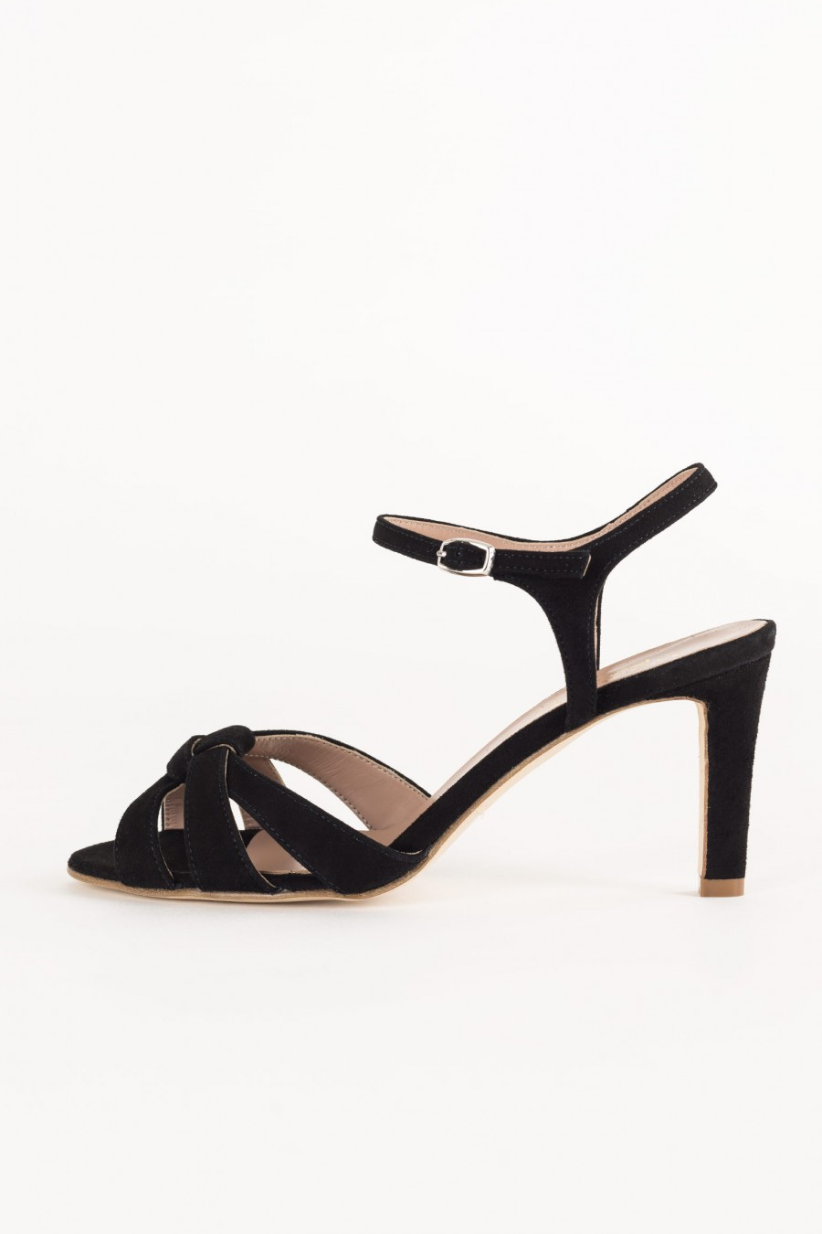 sandal with strap