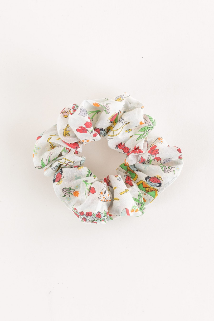 alice in wonderland scrunchie