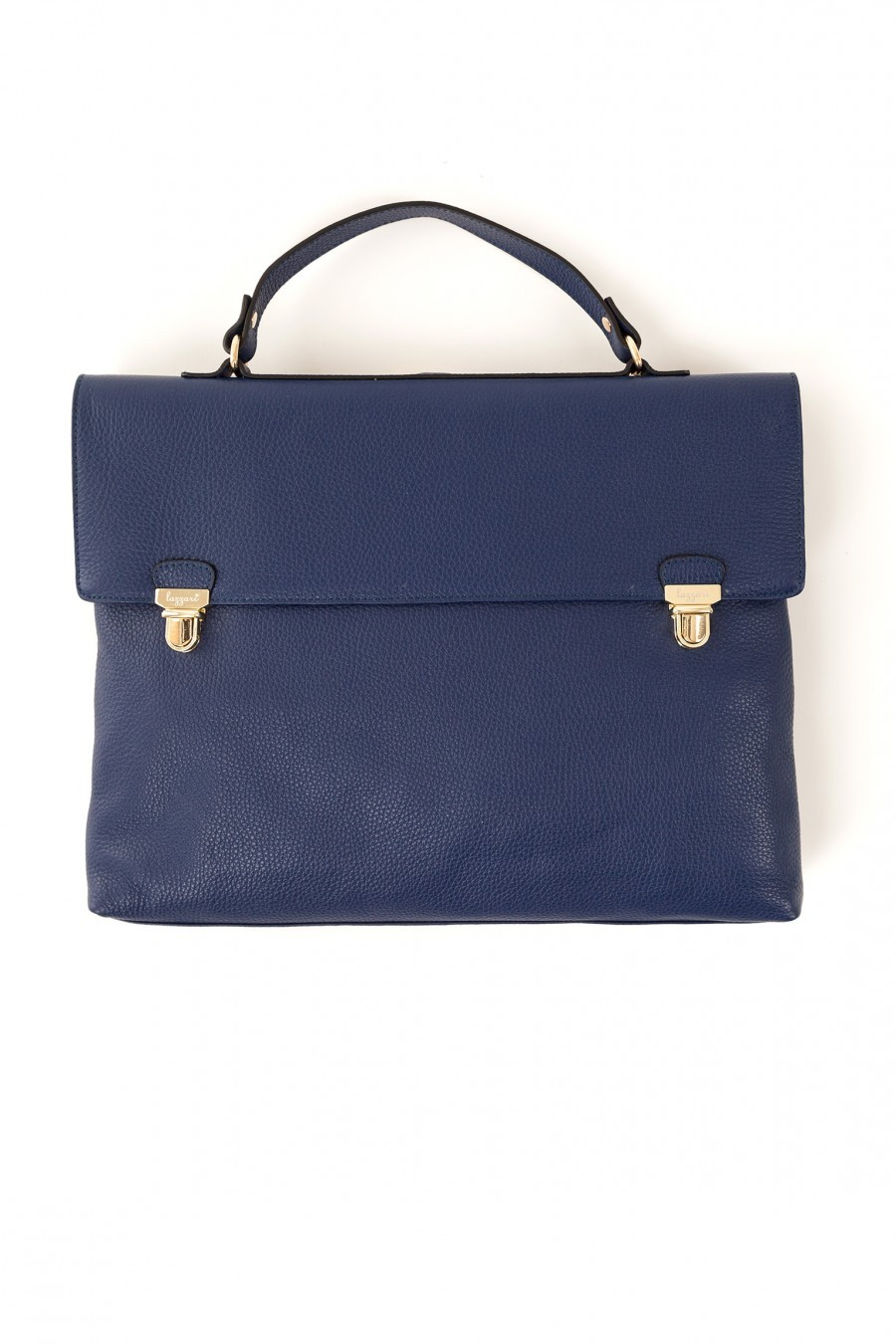 flat satchel Lazzari