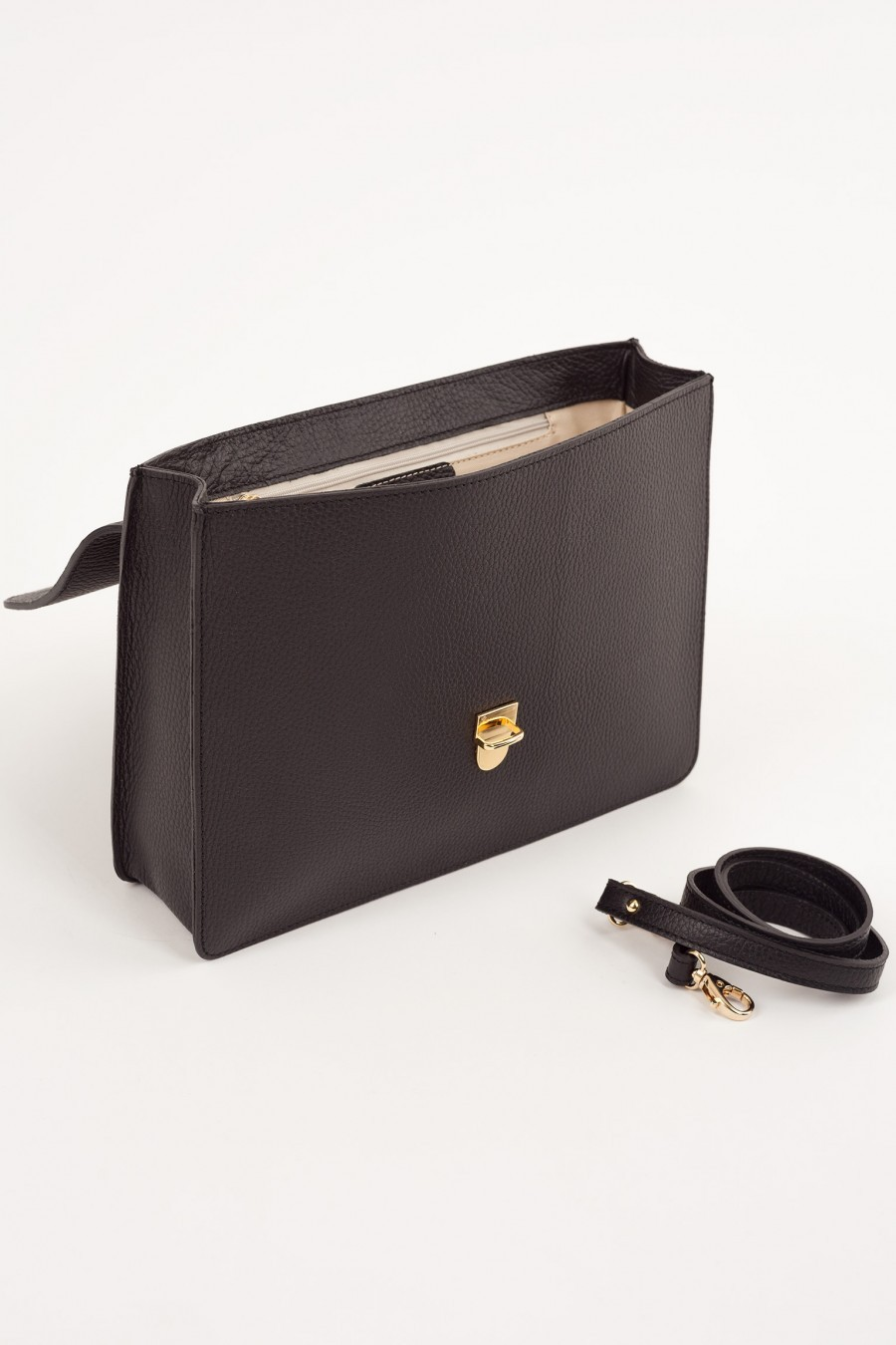 briefcase with shoulder