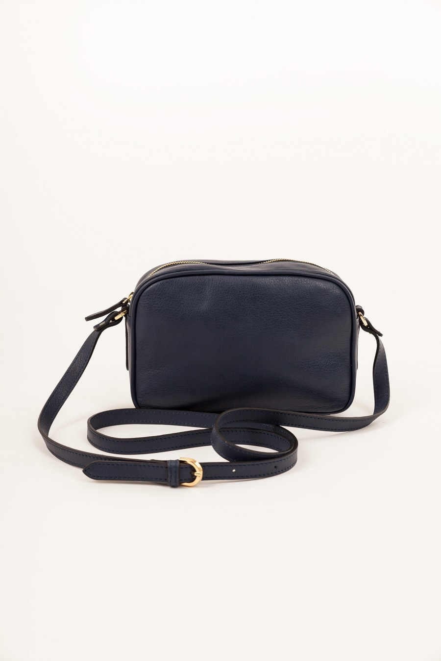 Shoulder bag real leather