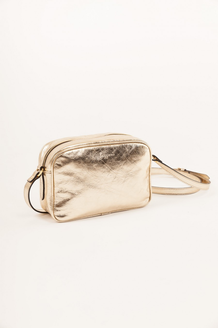 gold bag Lazzari