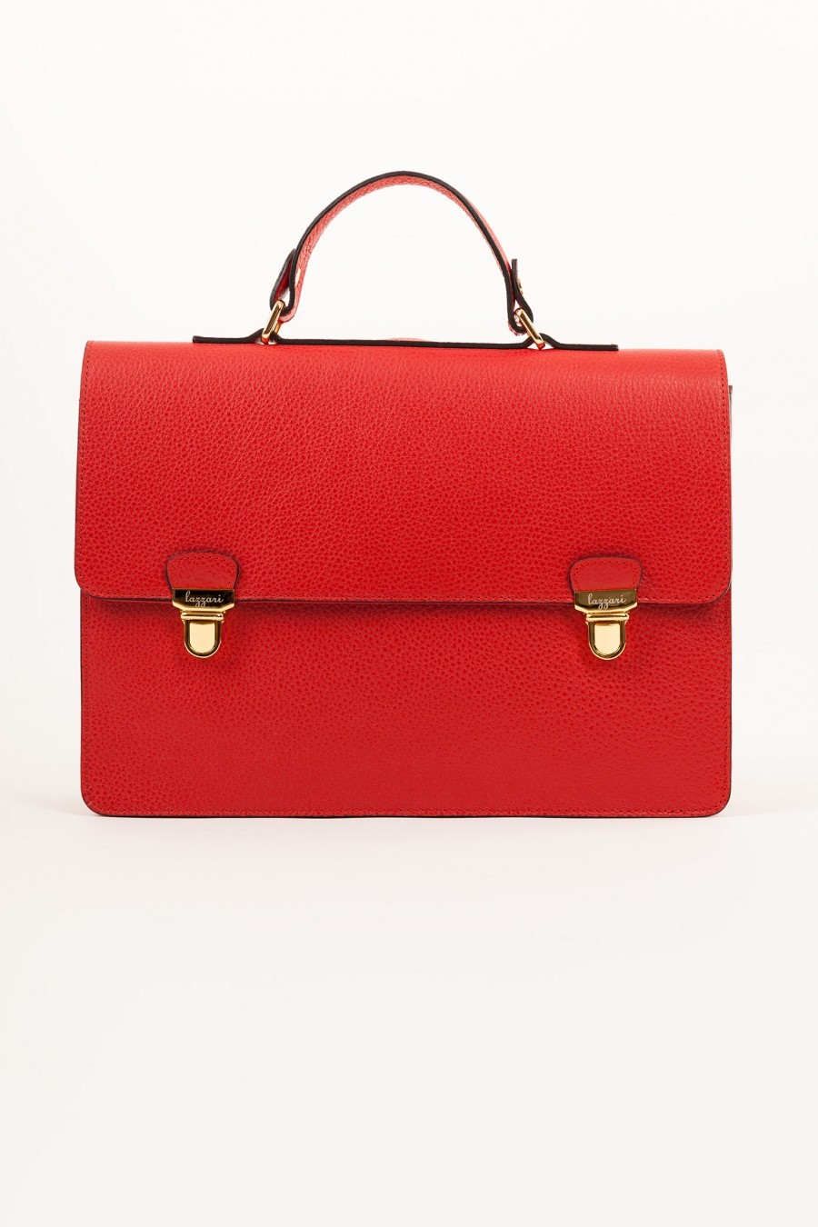 satchel red