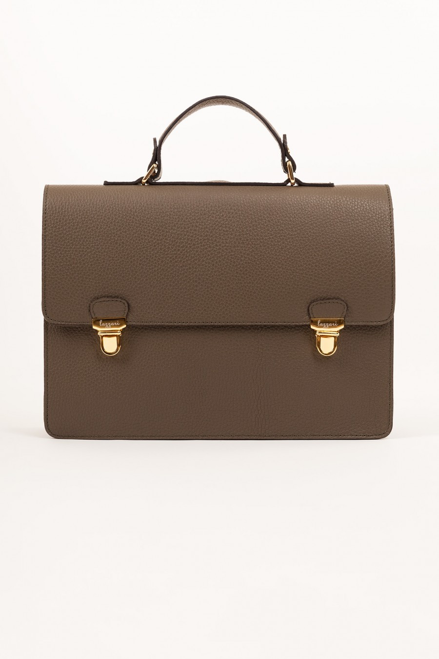 leather briefcase school