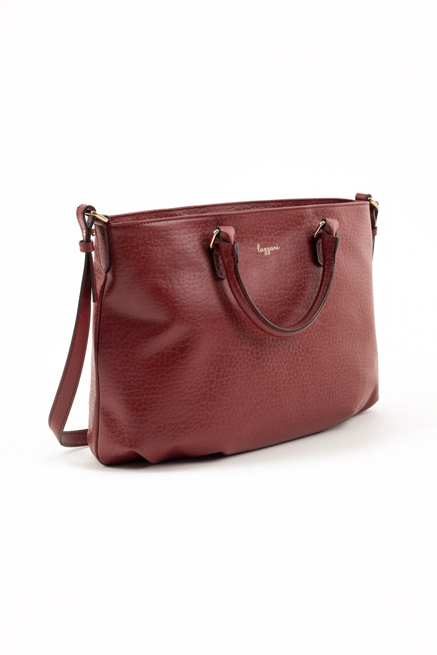 Shopping bag bordeaux