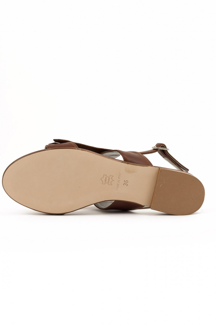 Made in Italy flat sandal