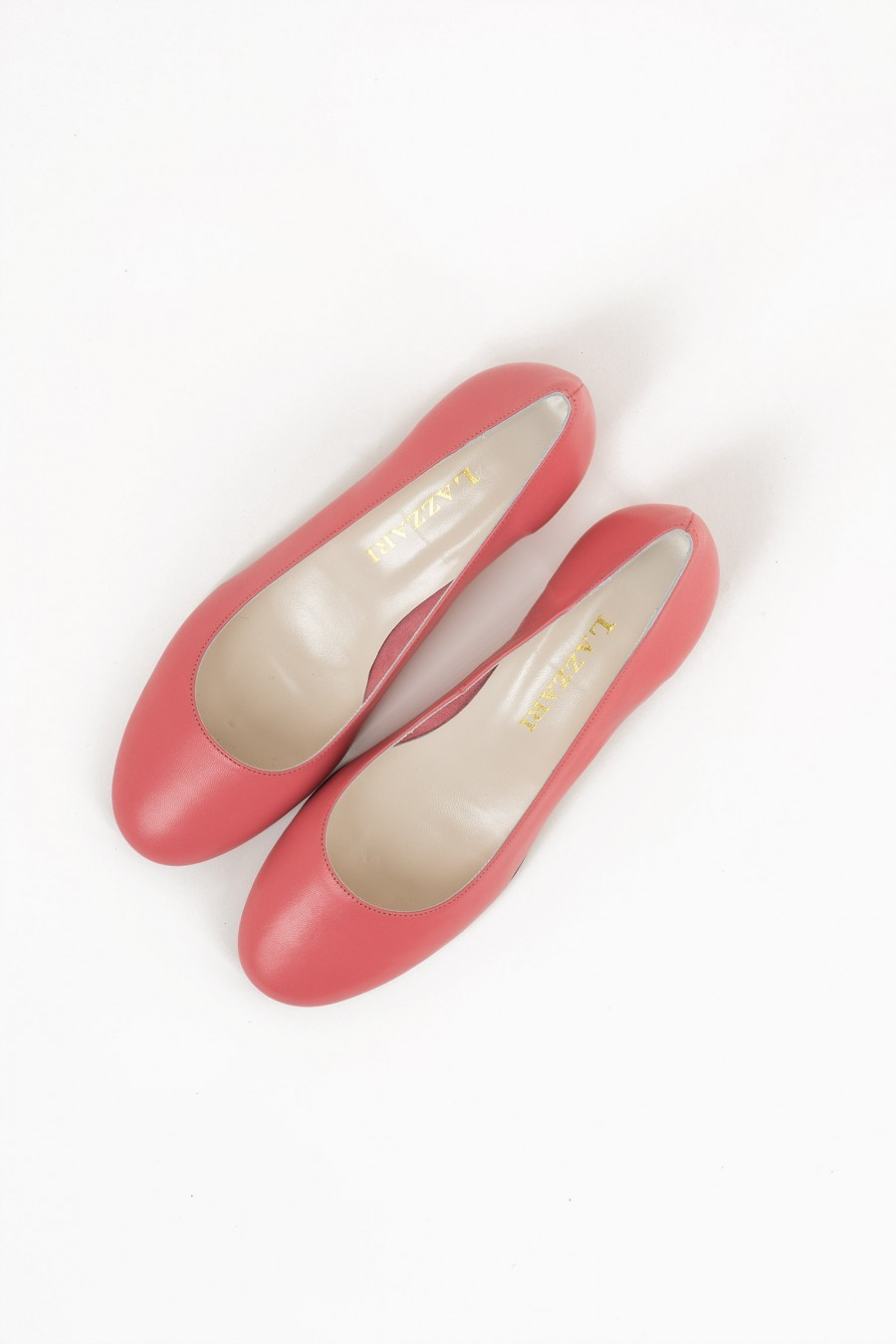 pink shoes Lazzari Spring