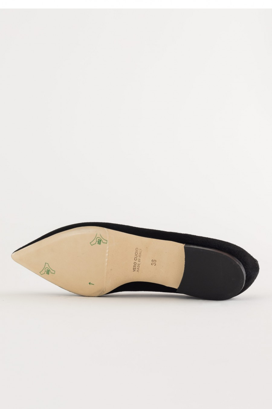 Made in Italy ballerina shoes