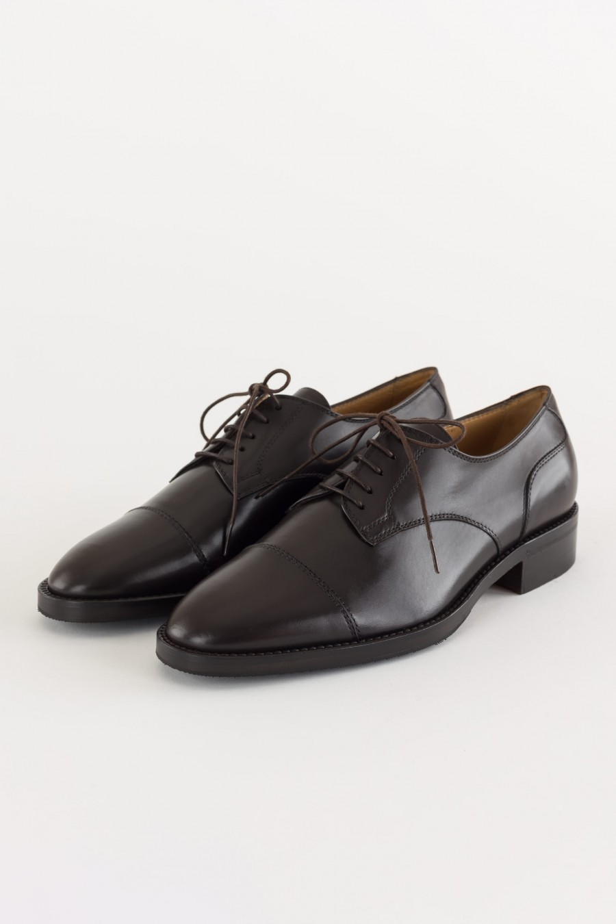 Deep brown oxford