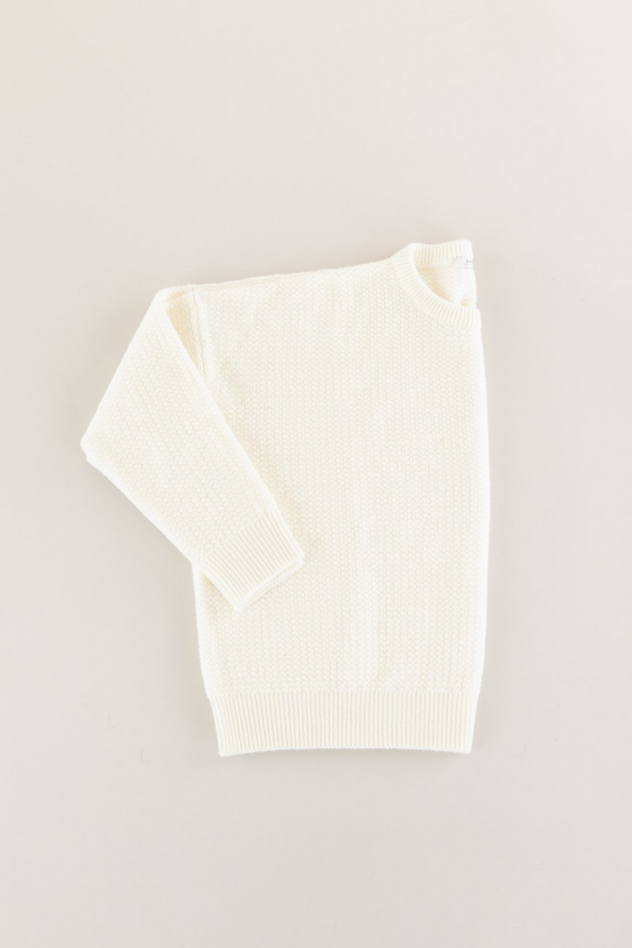 White Lazzari jumper