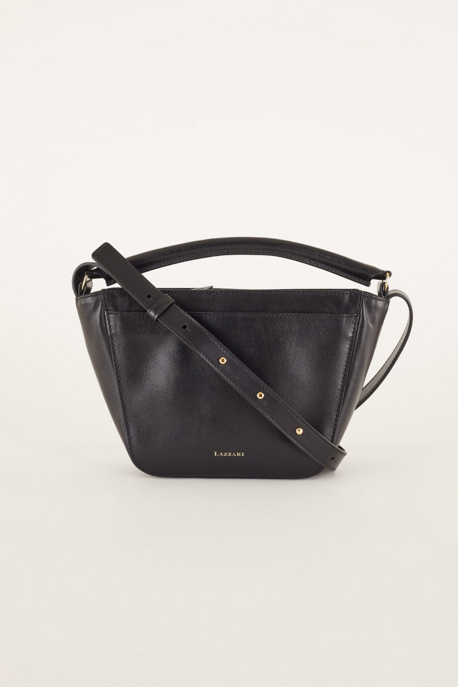 Trapeze shoulder bag