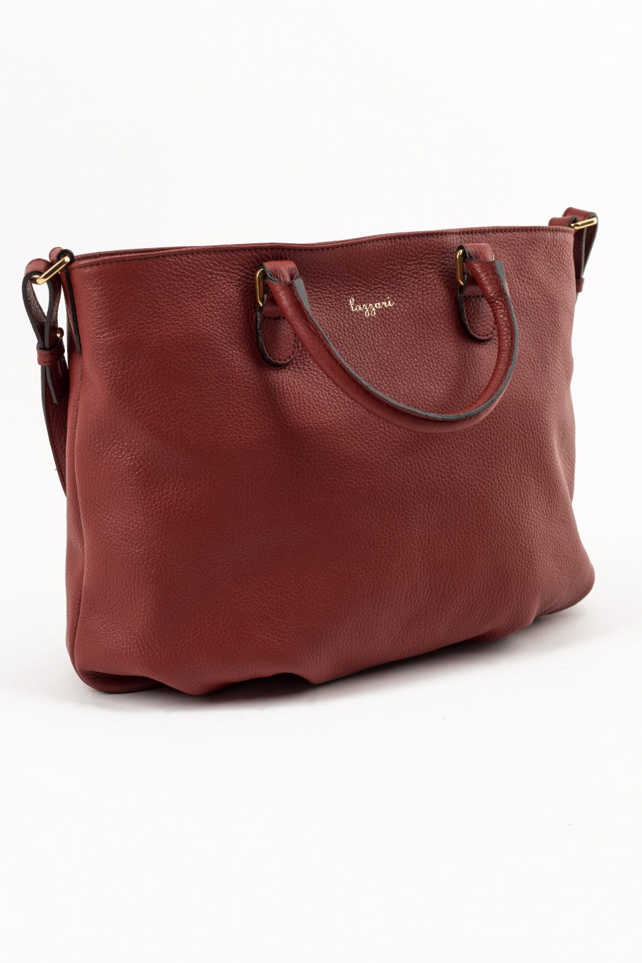 genuine leather large bag