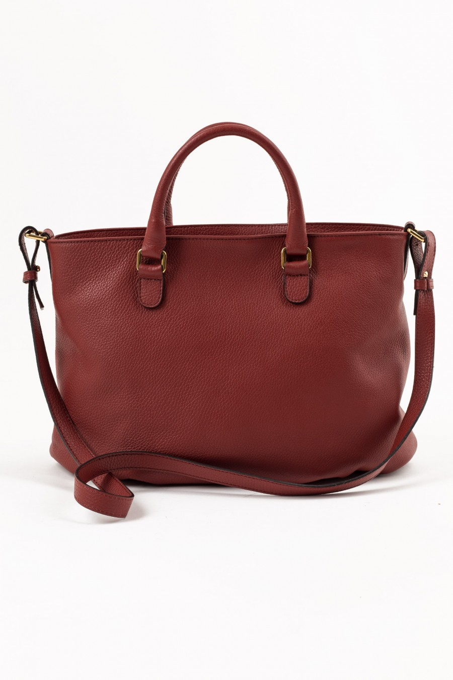 Large red bag