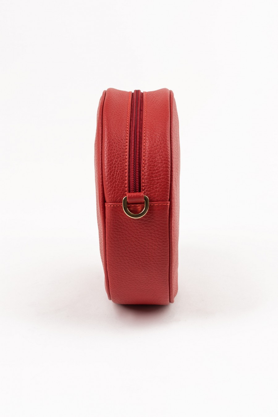 Elegant red bag