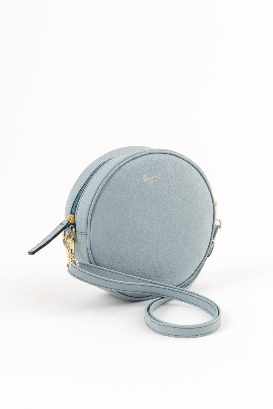 Light blue elegant bag