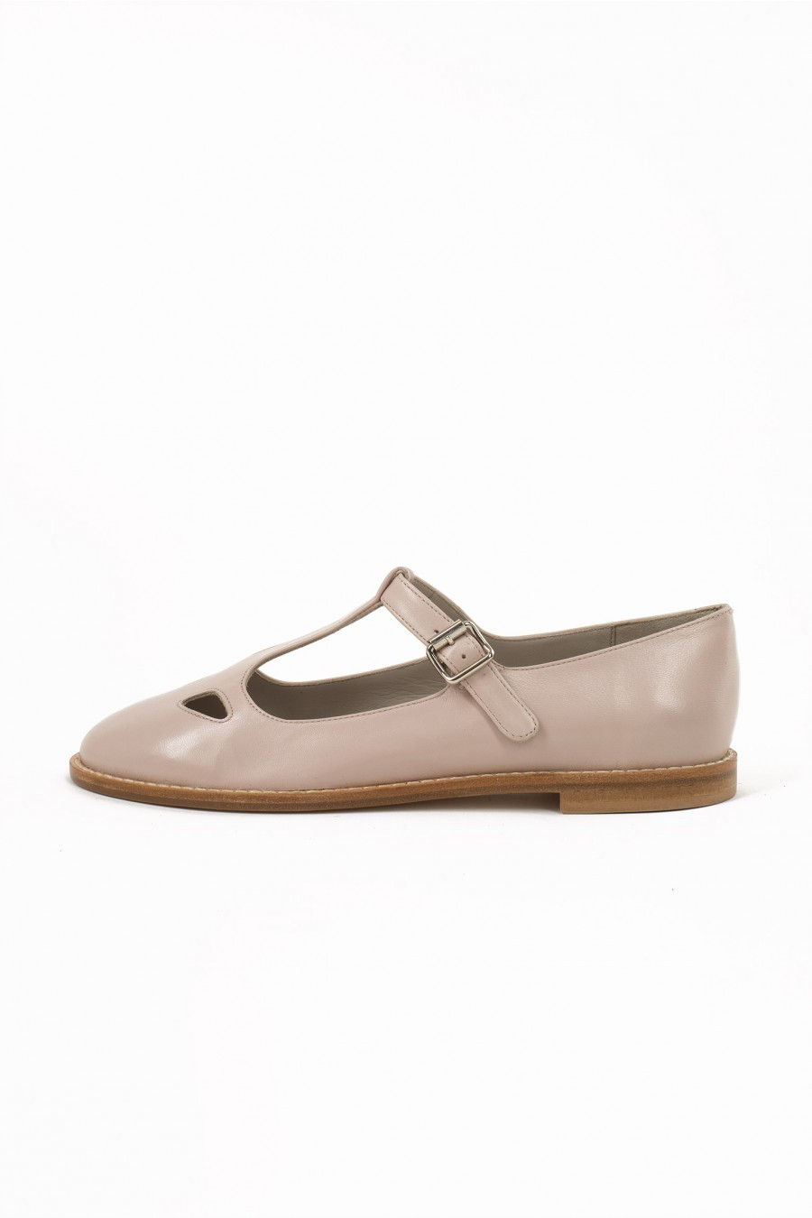 low shoes pale pink Lazzari