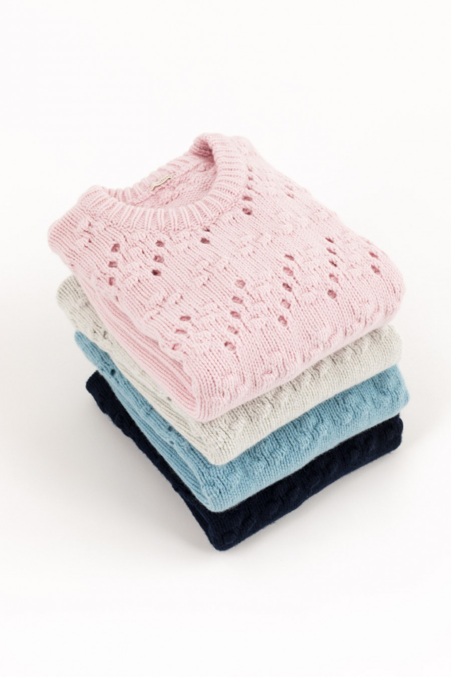 Lazzari colorful woolen jumpers